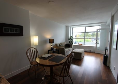 New 1 BR Condo in Mira On the Park, Lower Lonsdale