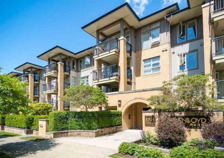 1 BR Apartment in Glenlloyd by Polygon, UBC