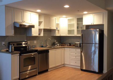 Beautiful modern, recently renovated 2 BR townhouse  in a prime location in North Vancouver