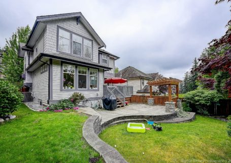 A Well Maintained Family Home in Port Moody, BC