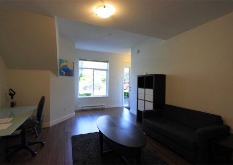 Cozy semi furnished 1 BR condo in UBC