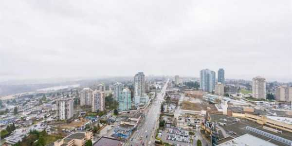 Brand New 2 BR 2 Bath condo with awesome view in Station Square tower