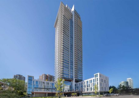 Luxury Furnished 3 BR 2 Bath condo in Modello at Metrotown, Burnaby