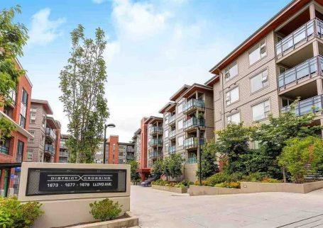 1 BR, 1 Bath Condo in District Crossing, close to Capilano Mall, Marine Drive