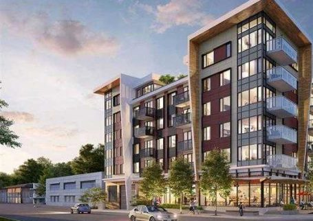 Brand New 2 BR 2 Bathroom condo at Brooklynn in the heart of North Vancouver's vibrant and growing Lynn Creek