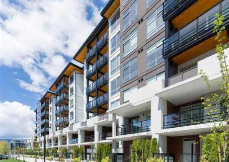 Brand new 2 BR Luxury condo at CREST by ADERA in Central Lonsdale